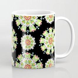 Firework Mandala Coffee Mug