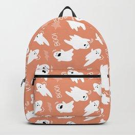 Boo | Ghost Print  Backpack