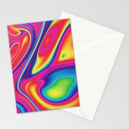 After the Disco Stationery Cards