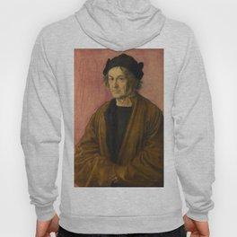 Albrecht Dürer - Portrait of Dürer's Father at 70 Hoody