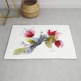 Le temps des Magnolias Rug