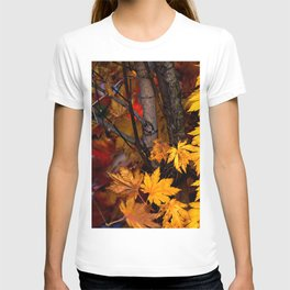 Japanese maple tree T-shirt