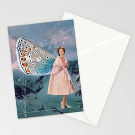 Becoming (A Butterfly) Stationery Cards