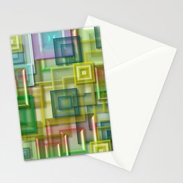 Color shade Stationery Cards