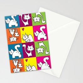 Miau! Stationery Cards