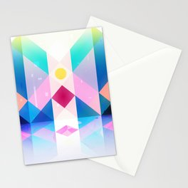 Geometric XXXXXV Stationery Cards