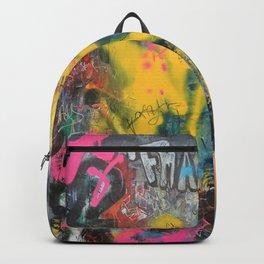 NYC GRAFFITI WALL Backpack