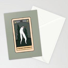 The Fresno Nightcrawler - Cryptid Tarot Card Stationery Cards