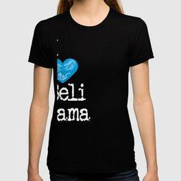 I Heart Belisama | Celtic goddess of lakes and rivers T-shirt