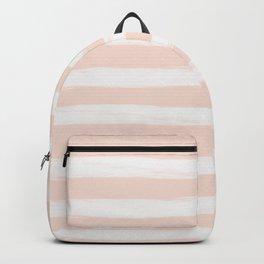 Blush Gross Stripes No.3 Backpack