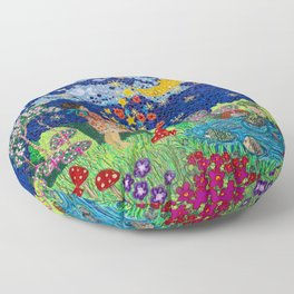A Thing Called Hope Floor Pillow