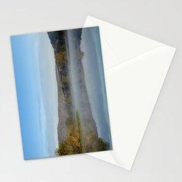 Sunrise Mirror Landscape Stationery Cards