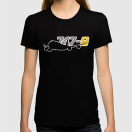 747-8 version  2.0 T-shirt