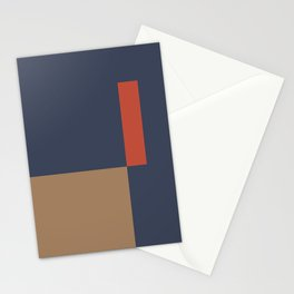 Contemporary Composition 29 Stationery Cards