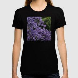 Flowering Jacarada Tree T-shirt