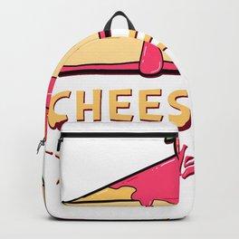 Cheesecake Is My Jam Strawberry Cream Cheese Cracker Pastry Backpack