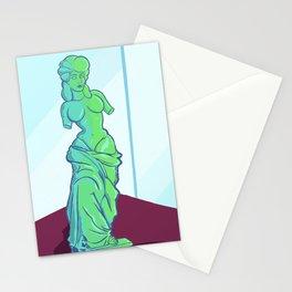 Gummy Venus de Milo Stationery Cards