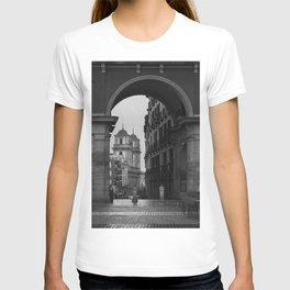 Grey Arch T-shirt