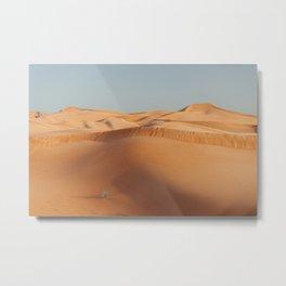 Sand9 Metal Print