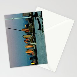 DOWNTOWN DUSK Stationery Cards
