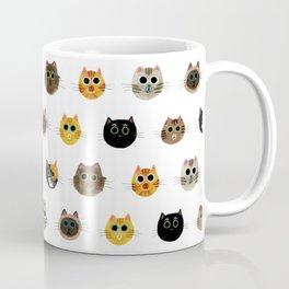 Meow-Meows Coffee Mug