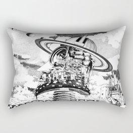 YO SOY LAS VEGAS (AUTORRETRATO) Rectangular Pillow