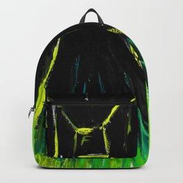 Dark Floors Green Palette By Fairychamber  Backpack