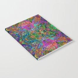 Buddha 5 geometry III Notebook