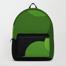 Gradient Circles 1 Backpack