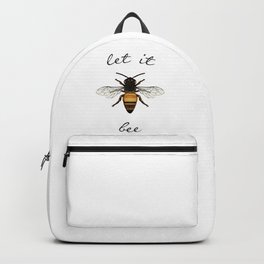 Let it Bee Backpack