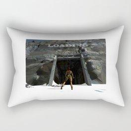 First Loading Rectangular Pillow