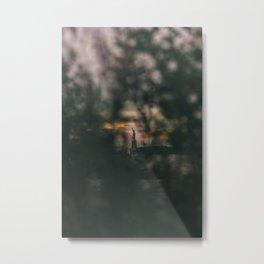 Torchlight Metal Print