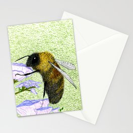 Rusty Patched Bumble Bee Stationery Cards