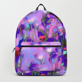 Spring Blush too, Mauve Moods Backpack