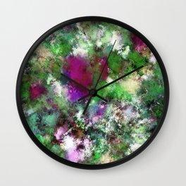 The visit Wall Clock
