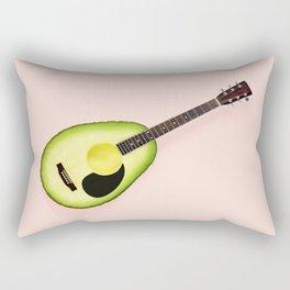 AVOCADO GUITAR Rectangular Pillow