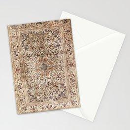 Silk Esfahan Persian Carpet Print Stationery Cards