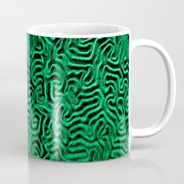 Green sea polyps Coffee Mug