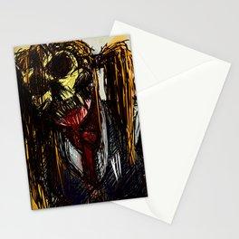 Ex mask Stationery Cards