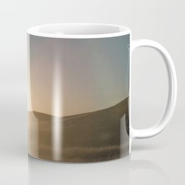 California Summer Sunset Coffee Mug