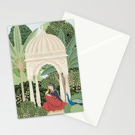 Indian pavilion Stationery Cards