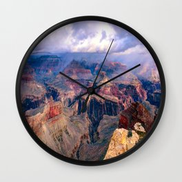 World of Wonders Wall Clock