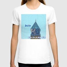 Life In A Big City T-shirt