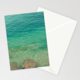 les plongeurs Stationery Cards