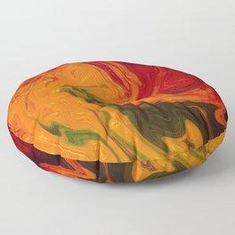 Marble Texture Floor Pillow