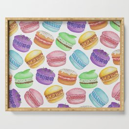 Mad for Macarons Serving Tray