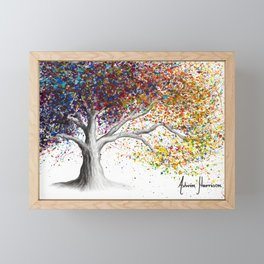 The Colour of Dreams Framed Mini Art Print