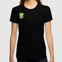St Patricks Day Pig - Gift T-shirt