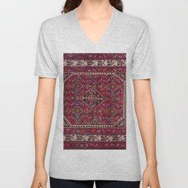 persian art carpet Unisex V-Neck