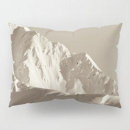 Alaskan Mts. - Mono I Pillow Sham